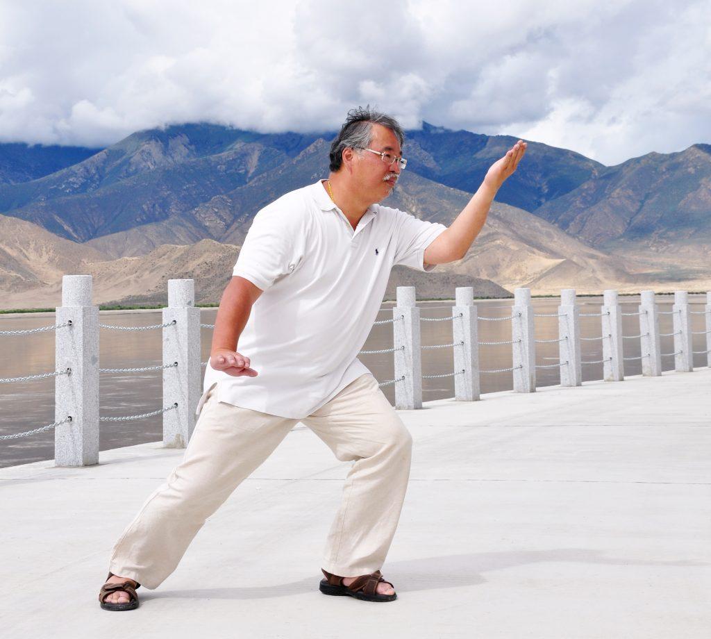 Master John Ding Tai Chi