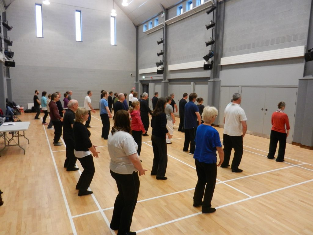 Master Ding Academy Tai Chi Northampton & Birmingham