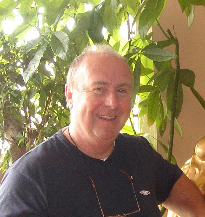 Ian Hay Tai Chi Instructor Birmingham