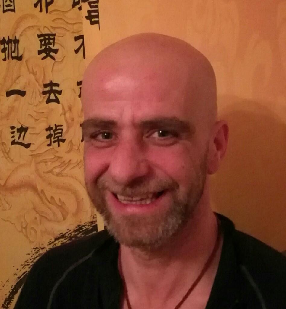 Joseph Beckett Tai Chi Instructor Northampton